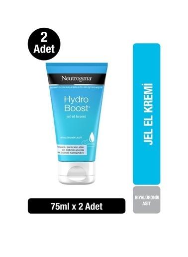Neutrogena Hydro Boost El Kremi 75 Ml X2 Renksiz